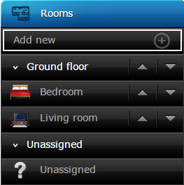 add-room fibaro